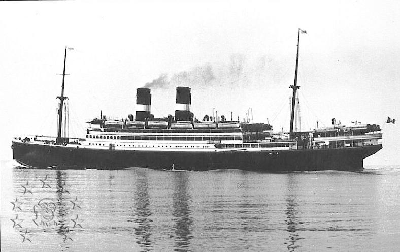 Kaiser Franz Joseph I -Presidente Wilson -Gange -Marco Polo 6_nave11