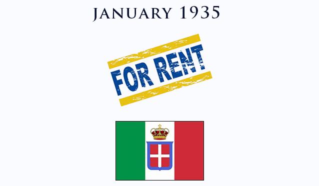 Kaiser Franz Joseph I -Presidente Wilson -Gange -Marco Polo 6_rent10