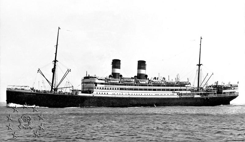 Kaiser Franz Joseph I -Presidente Wilson -Gange -Marco Polo 7_2pre10