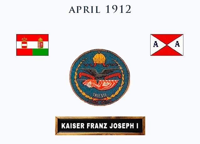 Kaiser Franz Joseph I -Presidente Wilson -Gange -Marco Polo 7_cons11