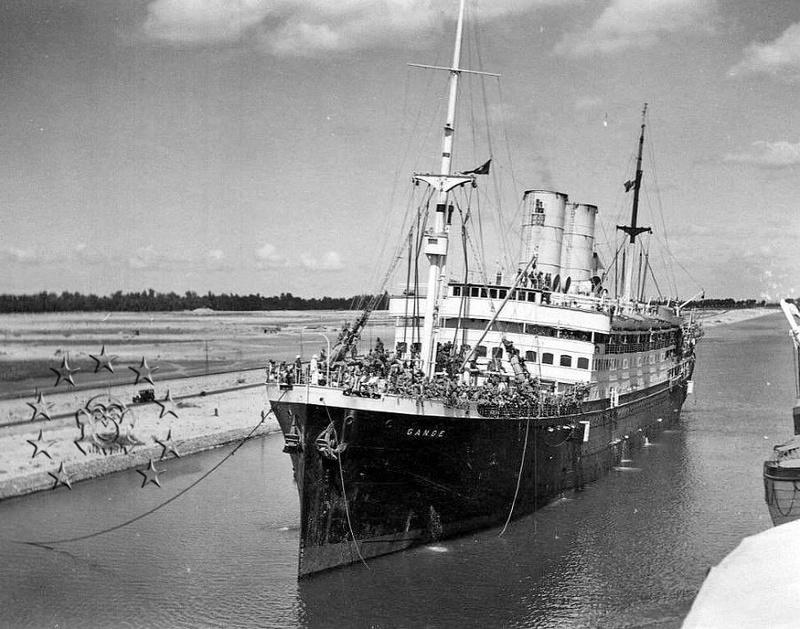 Kaiser Franz Joseph I -Presidente Wilson -Gange -Marco Polo 7_nave10
