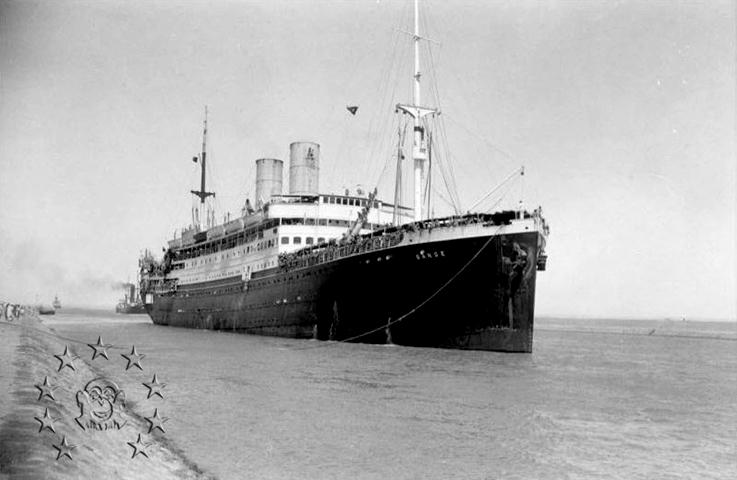 Kaiser Franz Joseph I -Presidente Wilson -Gange -Marco Polo 8_nave11
