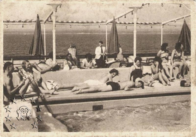 Kaiser Franz Joseph I -Presidente Wilson -Gange -Marco Polo 9_32_n10