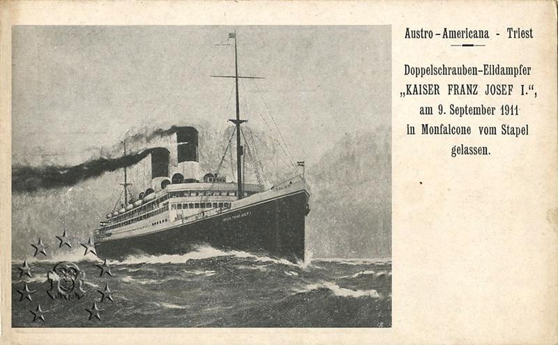Kaiser Franz Joseph I -Presidente Wilson -Gange -Marco Polo 9_kzkz10