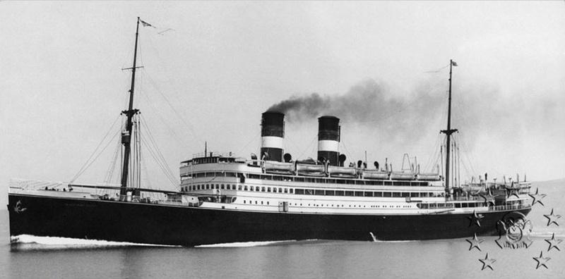 Kaiser Franz Joseph I -Presidente Wilson -Gange -Marco Polo 9_nave10