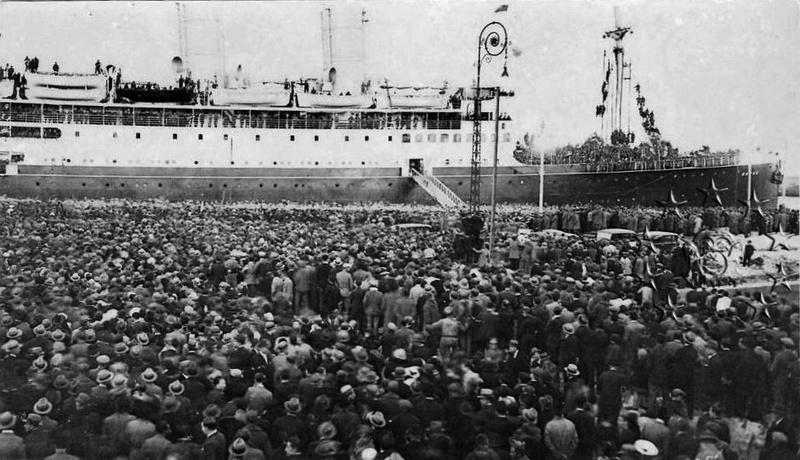 Kaiser Franz Joseph I -Presidente Wilson -Gange -Marco Polo 9_nave11