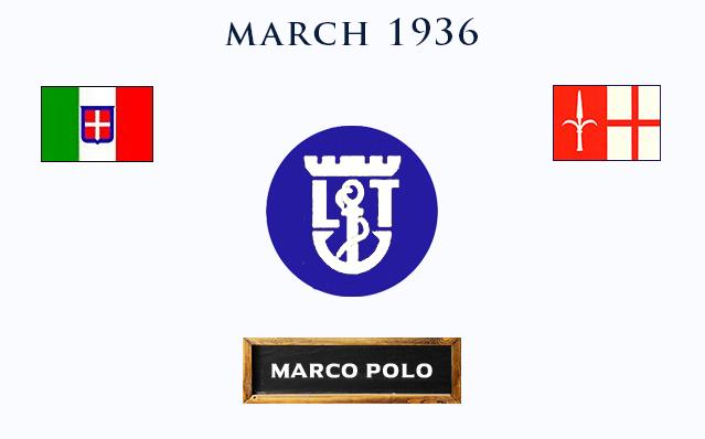 Kaiser Franz Joseph I -Presidente Wilson -Gange -Marco Polo Zfondo10