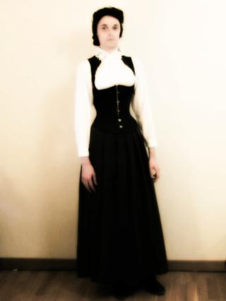 [MULTI-STYLES] Gilet corseté façon Dracula's Clothing Img_7910