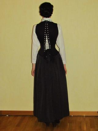[MULTI-STYLES] Gilet corseté façon Dracula's Clothing Img_7912