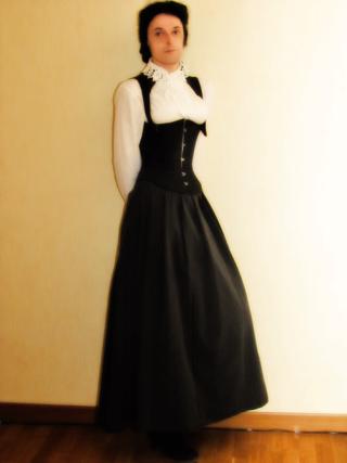 [MULTI-STYLES] Gilet corseté façon Dracula's Clothing Img_7913