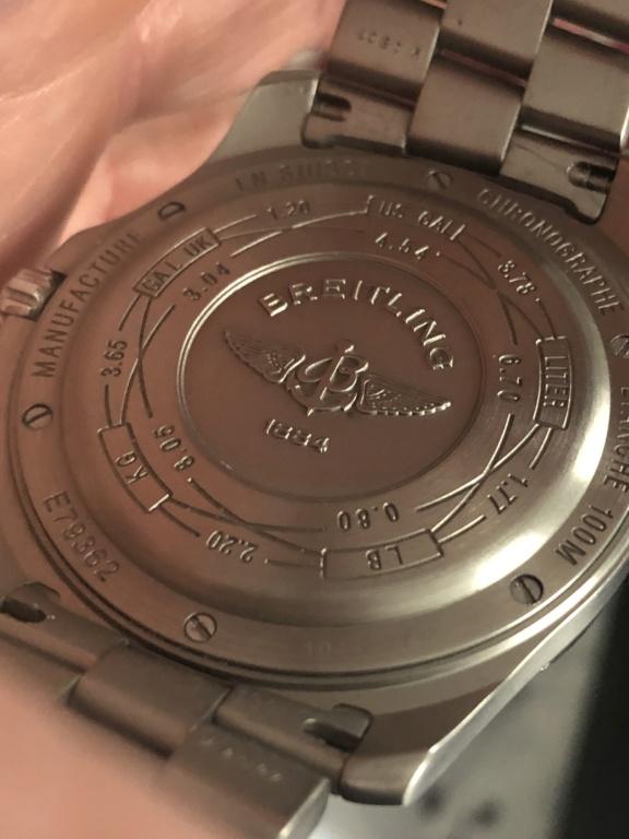 Breitling - [Baisse de prix][Vends] breitling aerospace advantage ----- 1600€ Img_3214
