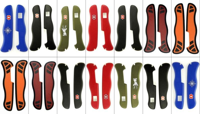 Cotes / Plaquettes pour VICTORINOX S-l16013