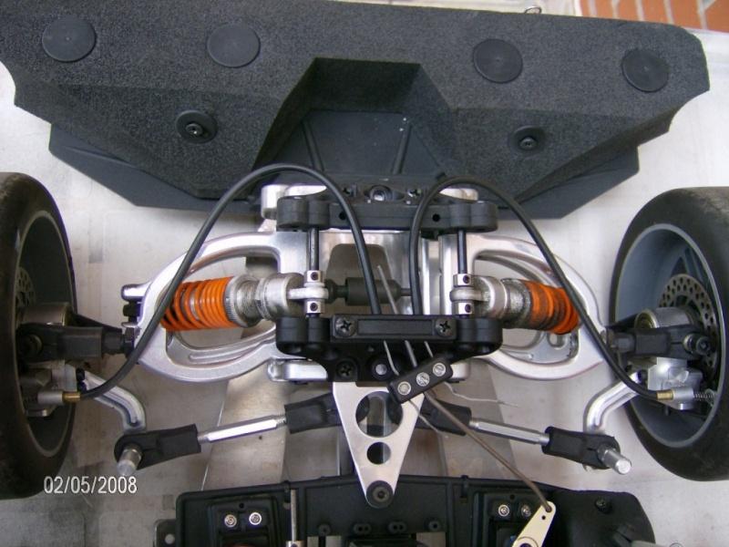 Camión RC 49cc Camian11