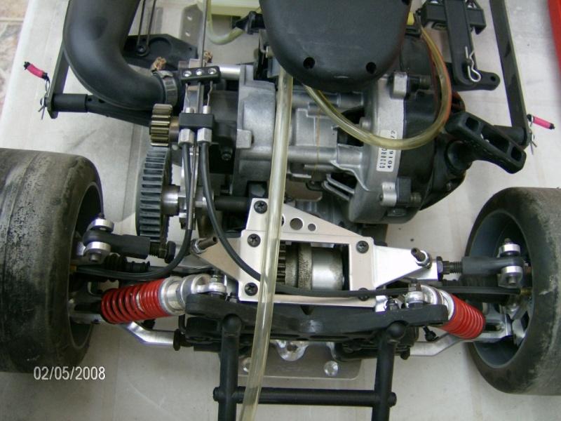 Camión RC 49cc Camian12