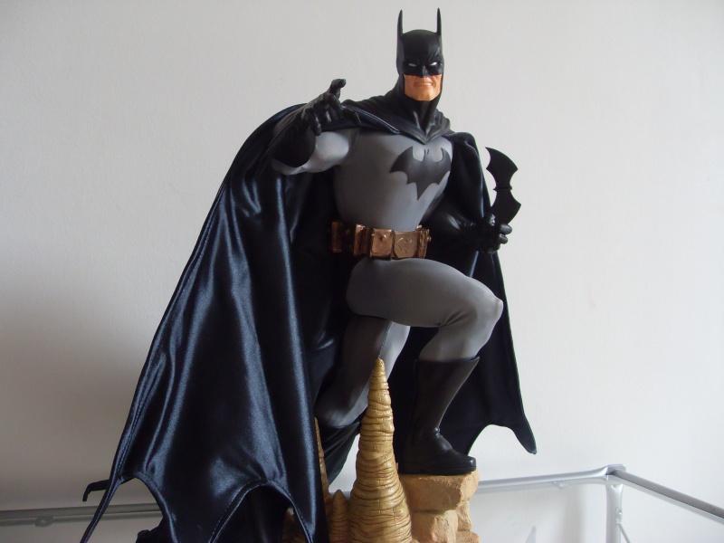 """Collection de Spider-Manu """" dernière arrivée HULK 1/4  """" Batman12"""