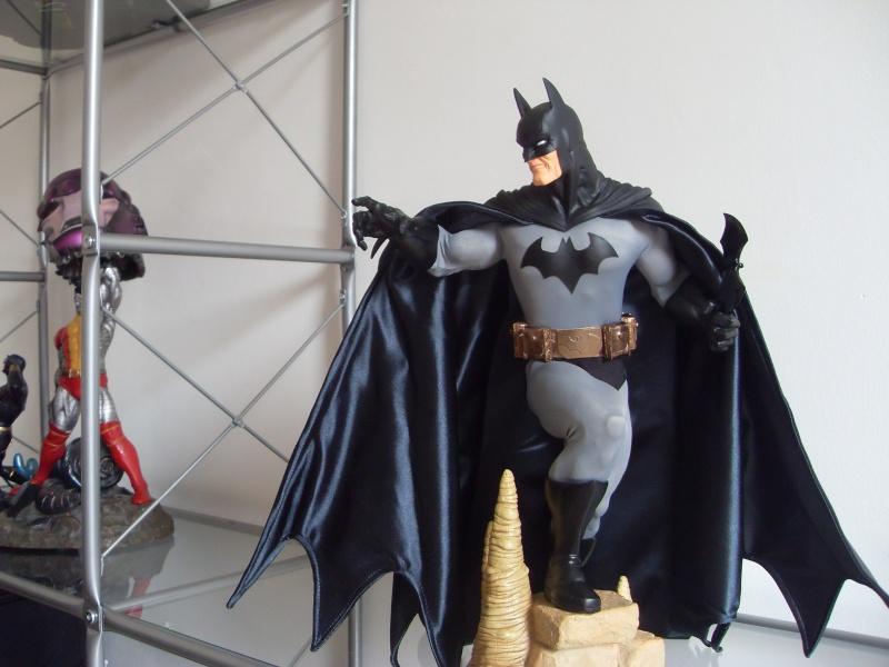 """Collection de Spider-Manu """" dernière arrivée HULK 1/4  """" Batman13"""