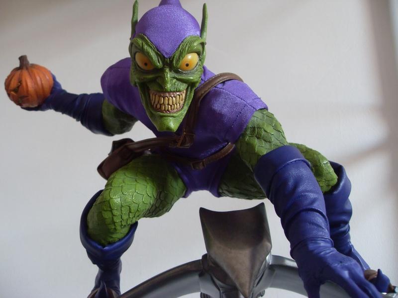 "Collection de Spider-Manu "" dernière arrivée HULK 1/4  "" Green_14"