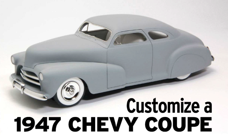 Chevy 47 par Steve Boutte Chevy410