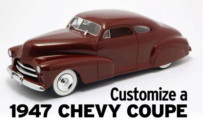Chevy 47 par Steve Boutte Chevy421