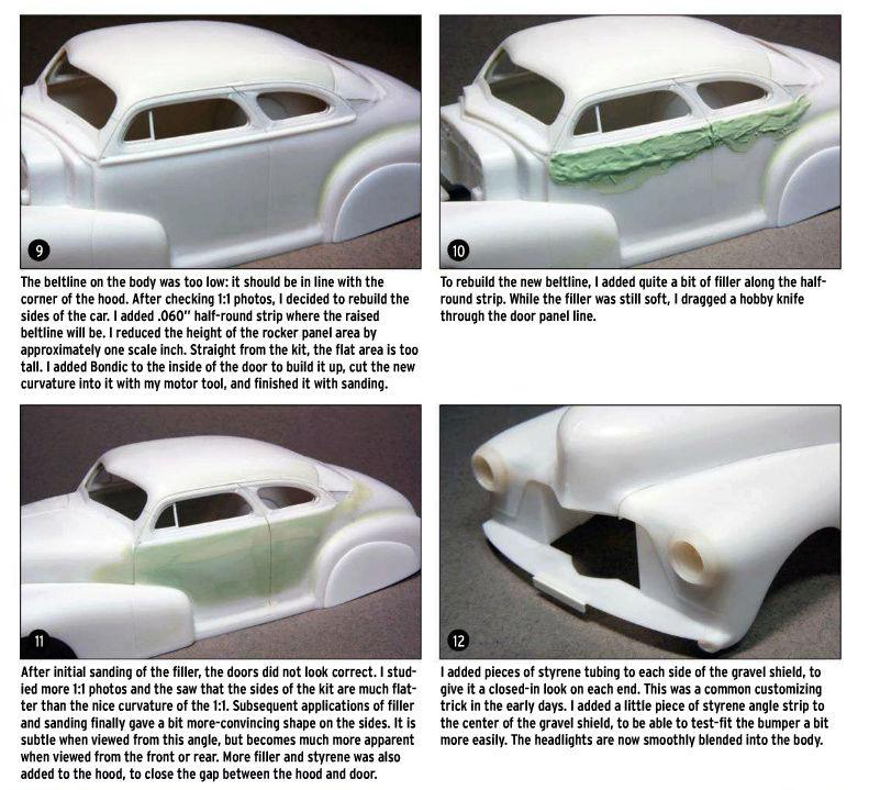 Chevy 47 par Steve Boutte Chevy427