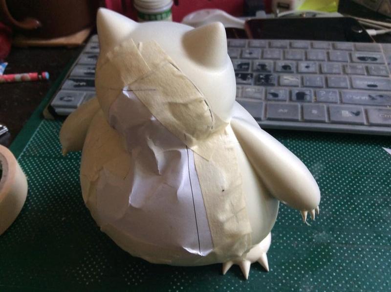 [作品]3D Printer 卡比獸 0010