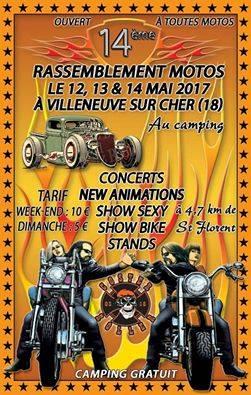 12-13-14/mai/2017 Villeneuve sur Cher (France) 14650210