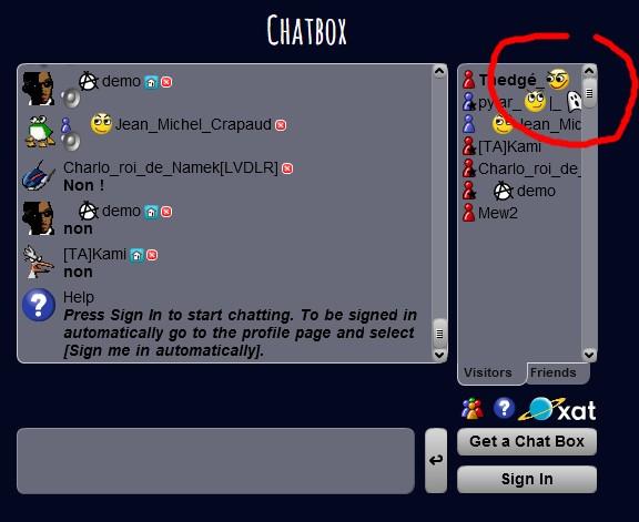 Les citations et moments drôles de la box~ - Page 27 Chatbo10