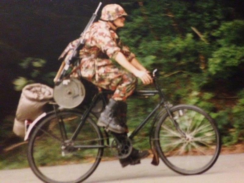 Les vélos militaires suisses Aspira10