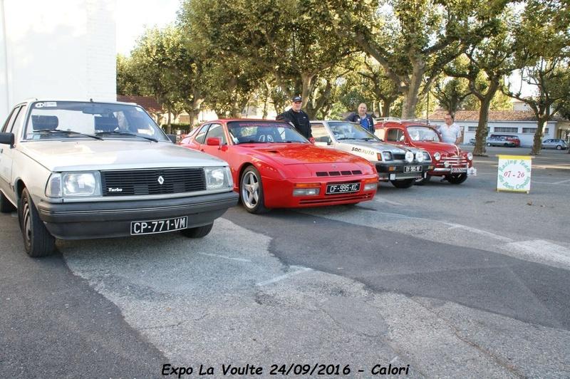 [07] 24/09/2016 - La Voulte sur Rhône - 2ème bourse autos  Dsc01117