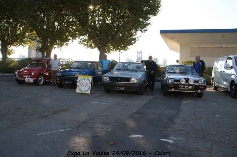 [07] 24/09/2016 - La Voulte sur Rhône - 2ème bourse autos  Dsc01119