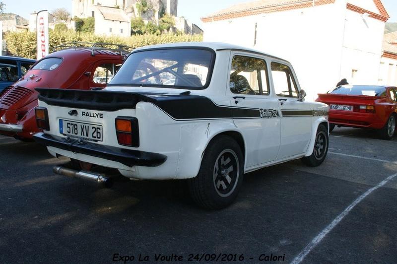 [07] 24/09/2016 - La Voulte sur Rhône - 2ème bourse autos  Dsc01127