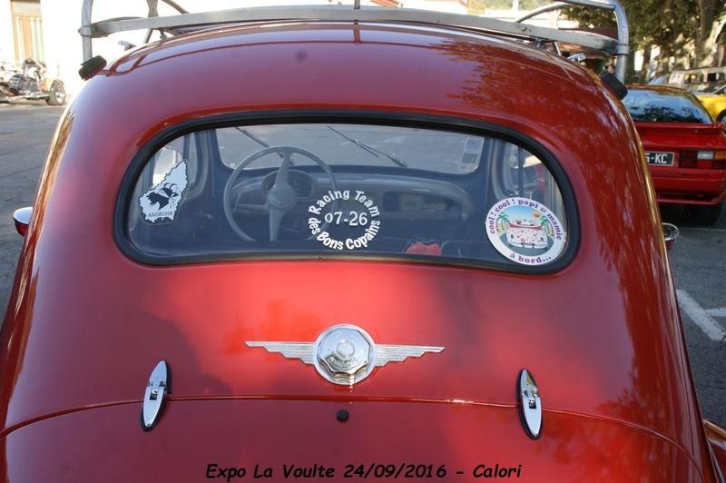 [07] 24/09/2016 - La Voulte sur Rhône - 2ème bourse autos  Dsc01128
