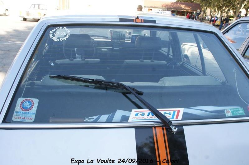 [07] 24/09/2016 - La Voulte sur Rhône - 2ème bourse autos  Dsc01133