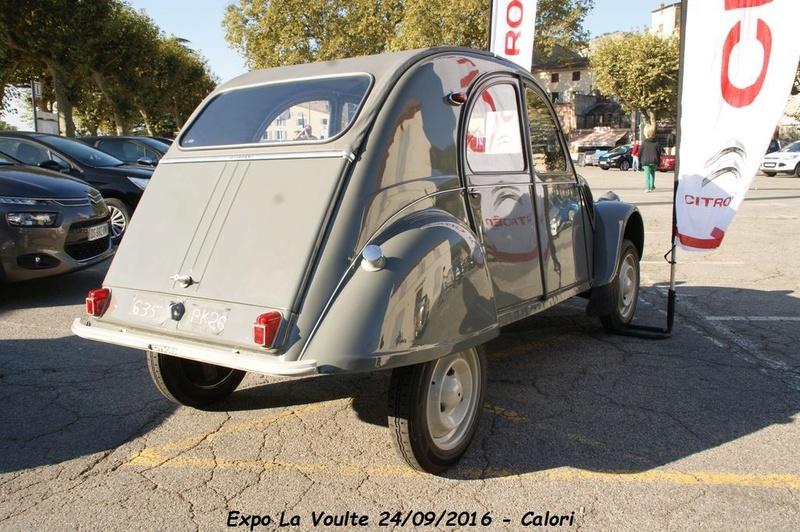[07] 24/09/2016 - La Voulte sur Rhône - 2ème bourse autos  Dsc01135