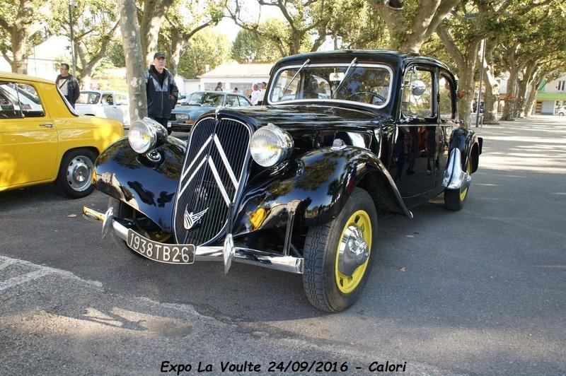 [07] 24/09/2016 - La Voulte sur Rhône - 2ème bourse autos  Dsc01146