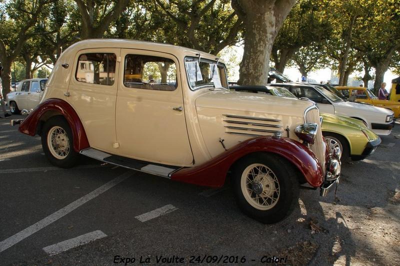[07] 24/09/2016 - La Voulte sur Rhône - 2ème bourse autos  Dsc01154