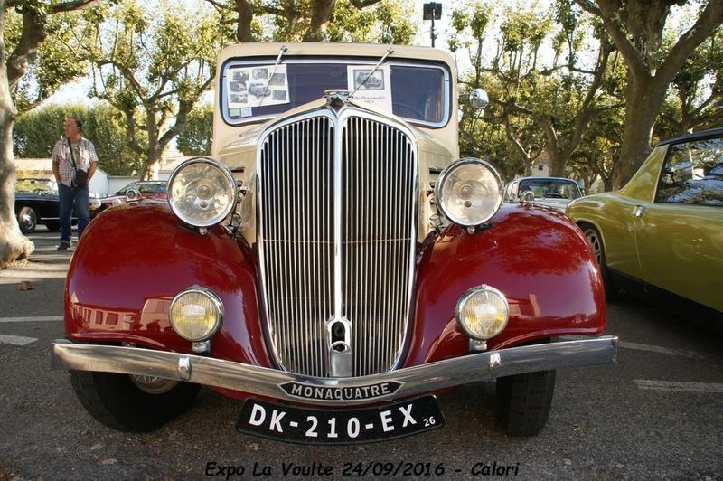 [07] 24/09/2016 - La Voulte sur Rhône - 2ème bourse autos  Dsc01156