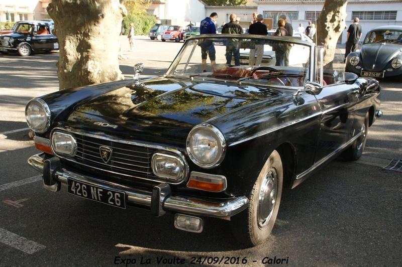 [07] 24/09/2016 - La Voulte sur Rhône - 2ème bourse autos  Dsc01158