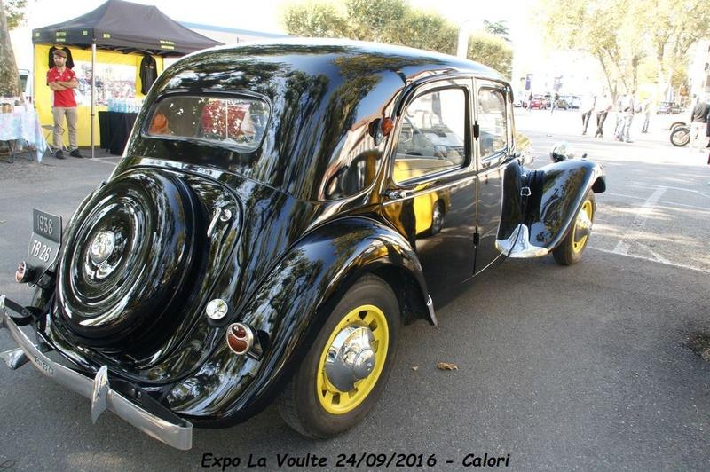 [07] 24/09/2016 - La Voulte sur Rhône - 2ème bourse autos  Dsc01174