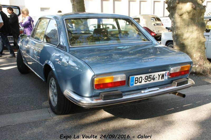 [07] 24/09/2016 - La Voulte sur Rhône - 2ème bourse autos  Dsc01178