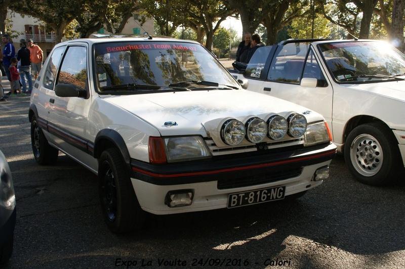 [07] 24/09/2016 - La Voulte sur Rhône - 2ème bourse autos  Dsc01187