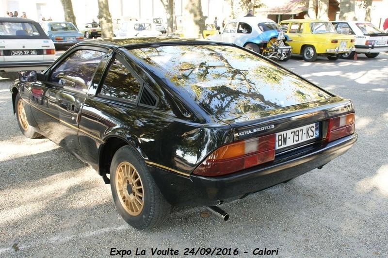 [07] 24/09/2016 - La Voulte sur Rhône - 2ème bourse autos  Dsc01196