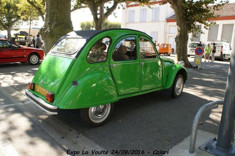 [07] 24/09/2016 - La Voulte sur Rhône - 2ème bourse autos  - Page 2 Dsc01258