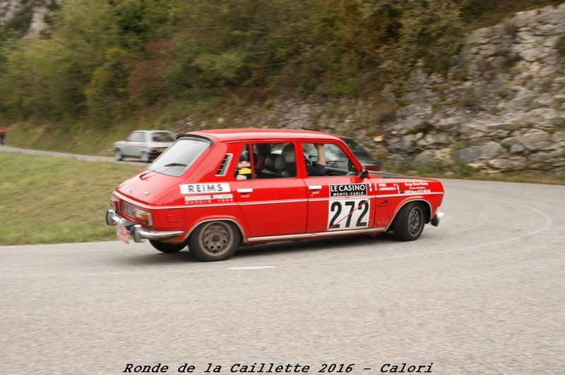 [26] 16/10/2016 - 8ème Ronde de la Caillette - Chabeuil  - Page 2 Dsc02570