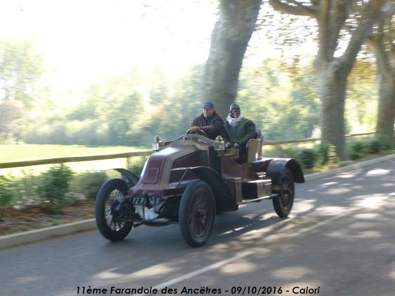 [30] 11ème Farandole des Ancêtres 09/10/2016 Le Pont du Gard P1040410