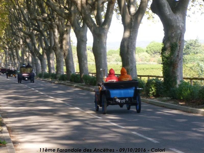 [30] 11ème Farandole des Ancêtres 09/10/2016 Le Pont du Gard P1040411