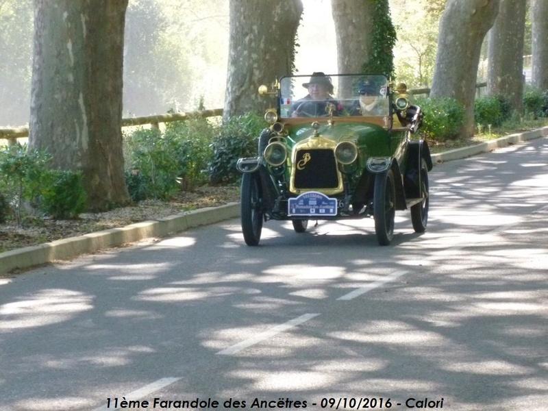 [30] 11ème Farandole des Ancêtres 09/10/2016 Le Pont du Gard P1040422