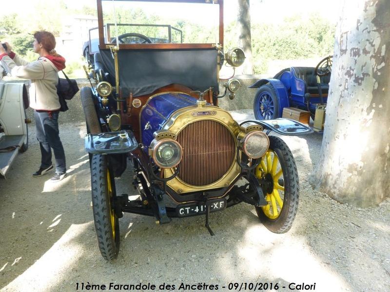 [30] 11ème Farandole des Ancêtres 09/10/2016 Le Pont du Gard P1040429