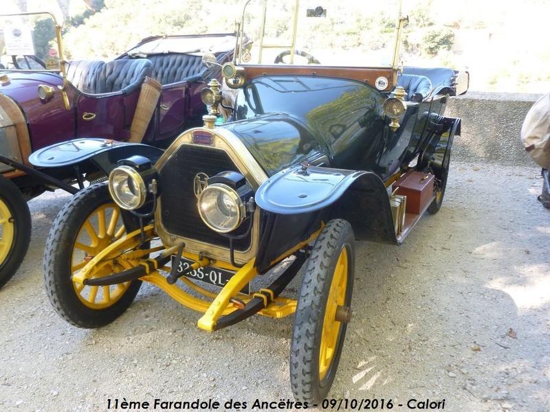 [30] 11ème Farandole des Ancêtres 09/10/2016 Le Pont du Gard P1040430