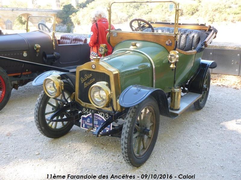 [30] 11ème Farandole des Ancêtres 09/10/2016 Le Pont du Gard P1040514